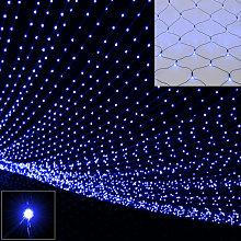 LED Rain Light Chain Curtain Illumination Outdoor
