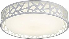 Led Recessed Ceiling Light, Dimmable Circular