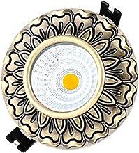LED Recessed Retrofit Downlight 3W/5W/ 7W LED Slim