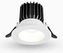 LED Recessed Retrofit Downlight 9W/ 12W COB