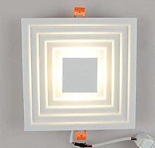 LED Recessed Retrofit Downlight Creative Stacking