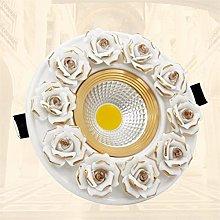 LED Recessed Retrofit Downlight European Classical