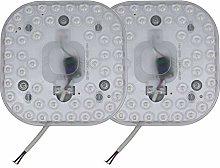 LED Retrofit Light Engine, 5.7-Inch, 36 LED Chips,