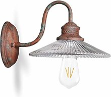 LED Sconce Vintage Industrial Wall Light,Retro