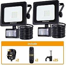 LED Security Lights PIR Light Motion Sensor 20W