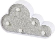LED Silver Cloud Light-Up Accessory