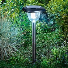 LED solar lamp Classic Light with duo-colour