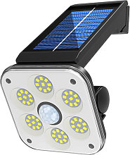 LED Solar Lamp Human Induction Rotatable Street