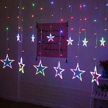 LED Stars String Lights,TriLance LED Hanging