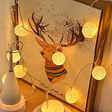 LED String Lights Ball Lights 1.5 Meters 10 LED