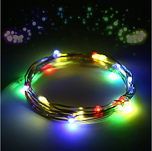Led String Lights LED Decorative Fairy Battery