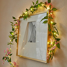 LED String Lights Solar Copper Wire Garden Party