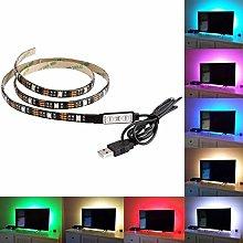 LED Strip Light 100cm(3 2ft) 5050 RGB LED Lighting