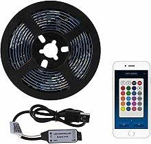 LED Strip Lights,2M/6.56ft LED Light Strip
