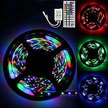 LED Strip Lights, 5M RGB LED Light Strip 3258 LED