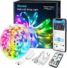 LED Strip Lights, Govee Bluetooth Music Sync 5