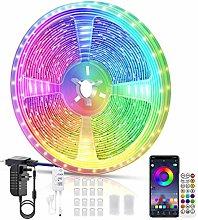 LED Strips Lights 10M, Voneta Music Sync APP