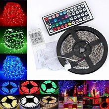 LED Strips Lights 5M, TriLance 3528 SMD RGB