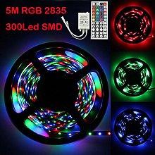 LED Strips Lights,TriLance 5M RGB 2835 300 Led SMD