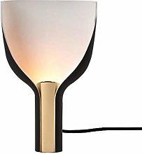 LED Table Lamp Bedroom Bedside Light Metal Design