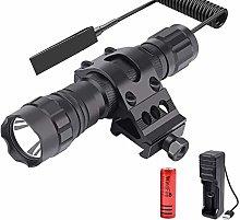 LED Tactical Torch, 3000 Lumen Tactical