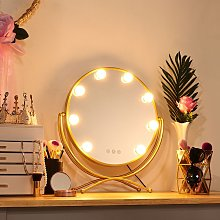 LED Touch Screen HD Dimmable Tabletop Makeup