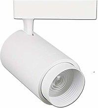 LED Track Spotlight, Zoom Focusing Change Light