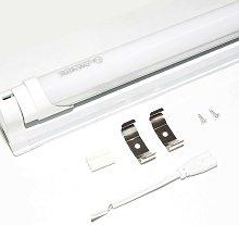 LED Tube Light 6ft 1764mm T12 with Batten - White