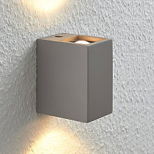 LED Wall Light 'Cataleya' (modern) in
