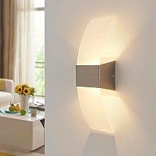 LED Wall Light 'Harry' (modern) in White