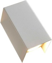 LED Wall Light 'Jaymie' dimmable (modern)
