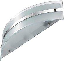 LED Wall Light 'Zinka' (modern) in White