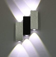Led Wall Light Modern Indoor Wall Sconce 6W