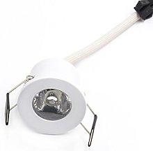 LEDIARY Mini LED Downlight Spotlight Lamp 1.5w