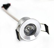 LEDIARY Under Cabinet Mini LED Recessed