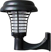LEDMOMO Electronic Bug Zapper Solar Powered