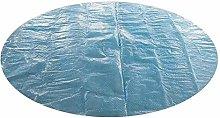 Ledph 5 Ft Round Solar Pool Cover, Heating Blanket