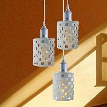 Ledsone - Modern Chandelier Light Shades White