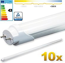 LEDVero 10x SMD LED Tube/Tube Fluorescent Tube