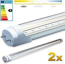LEDVero 2X SMD LED Tube/Tube Fluorescent Tube with