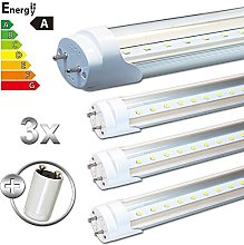LEDVero 3X SMD LED Tube/Tube Fluorescent Tube T8