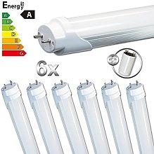 LEDVero 6X SMD LED Tube/Tube Fluorescent Tube T8