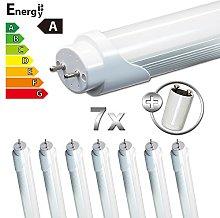 LEDVero 7X SMD LED Tube/Tube Fluorescent Tube T8