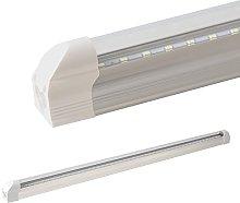 LEDVero T5 LED Light with Fixture 60cm, Cover: