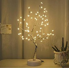 LEEDY Holiday Creative Gift White LED with 60