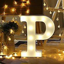 LEEDY Light Letters,Alphabet LED Letter Lights