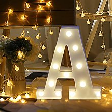 LEEDY Light Letters LED 26 English Letter Light