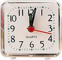 LEEDY square cot compact travel quartz drip alarm
