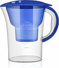 Leepesx 2.5L Transparent Water Pitcher Household