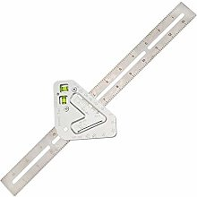 Leepesx Multifunctional Woodworking Triangle Ruler